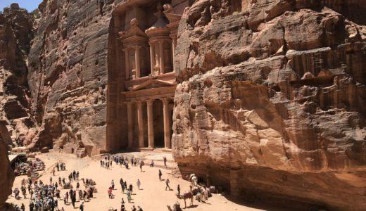 【旅行計画】9連休で行く中東とアフリカ3ヶ国(ヨルダン、エジプト、ドバイ)
