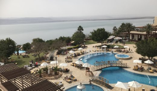 【ヨルダン編②】アンマンの空港から死海のリゾートホテルへの行き方とホテルの選び方