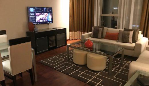 【アラブ首長国連邦編②】Mariott系列の5つ星ホテルでアップグレード初体験!