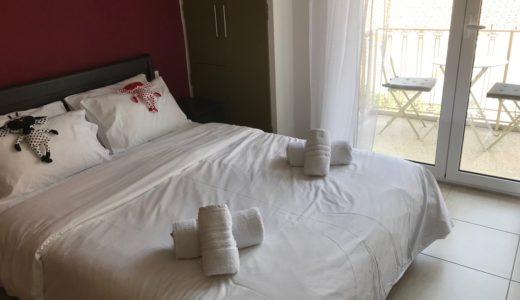 【ギリシャ編⑬】airbnbで予約したアテネの部屋がコスパ最高だったの巻