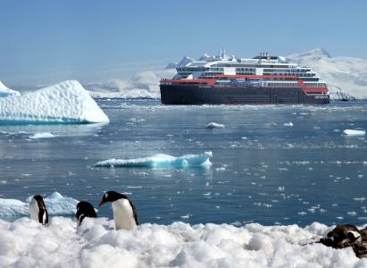 【南極大陸準備編②】クルーズ船の料金は?アイスクラスって何??船の選び方について
