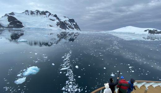 【南極クルーズ編⑥】お買い物スポットのポートロックロイと風光明媚なルメール海峡